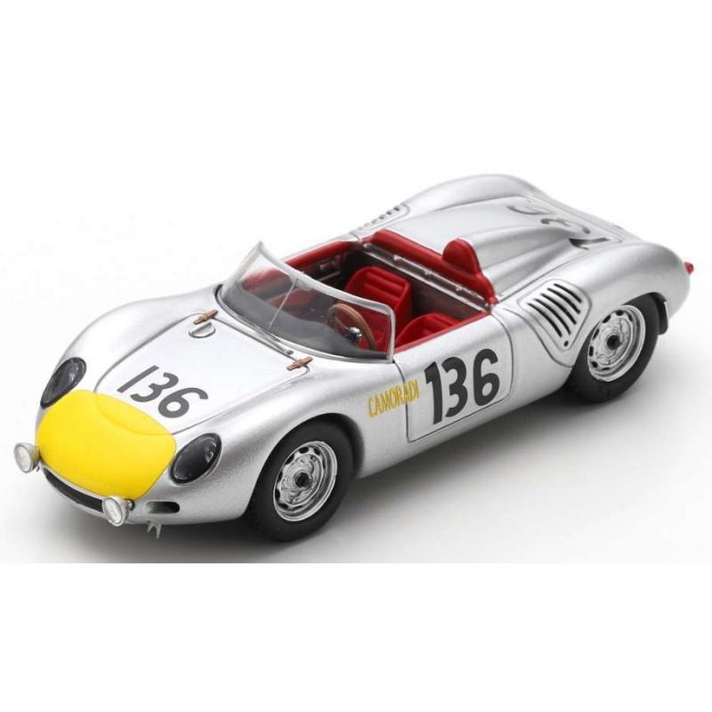 SPARK S4149 Porsche 718 RS61 n°136 Targa Florio 1961