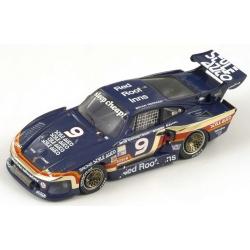 SPARK 43DA81 Porsche 935 K3/80 n°9 Winner 24H Daytona 1981