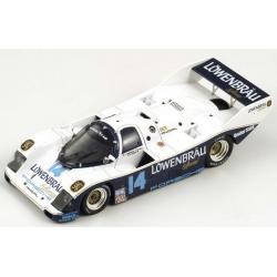 SPARK 43DA87 Porsche 962 n°14 Winner 24H Daytona 1987