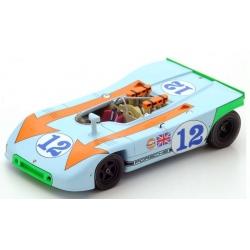 SPARK 43TF70 Porsche 908/03 n°12 Vainqueur Targa Florio 1970