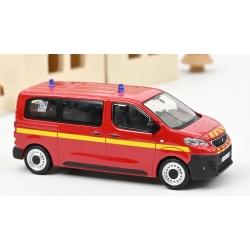 NOREV 479867 Peugeot Expert 2016 - Pompiers