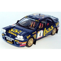 TROFEU RRal33 Subaru Impreza WRC Portugal 1995