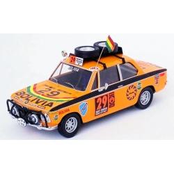 TROFEU RRmrs01 BMW 2002 London - Mexico 1970