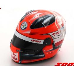 SPARK HSP061 Casque Robert Kubica - Alfa Romeo 2020