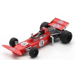 SPARK S7261  March 711 n°16 de Adamich Nürburgring 1971