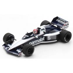 SPARK S7098 Brabham BT52B n°5 Piquet Winner Monza 1983