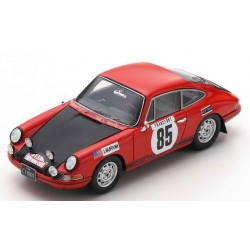 SPARK S6608 Porsche 911 T n°85 Buffum Monte Carlo 1969
