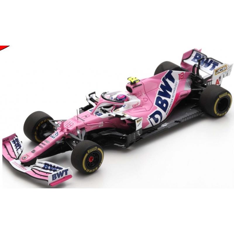 SPARK S6475 Racing Point RP20 n°18 Stroll Styrie 2020