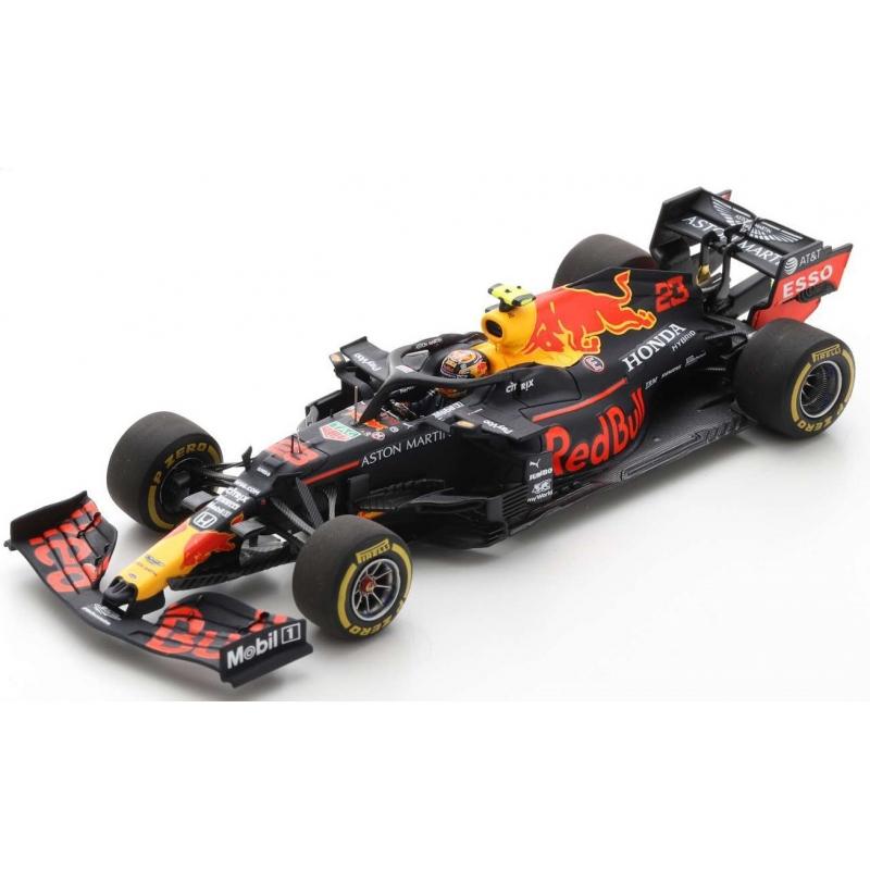 SPARK S6473 Red Bull RB16 n°23 Albon Styria 2020