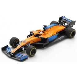 SPARK S6470 McLaren MCL35 n°55 Sainz Melbourne 2020