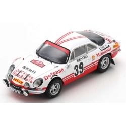 SPARK S6112 Alpine A110 n°39 Ballot-Léna Monte Carlo 1973