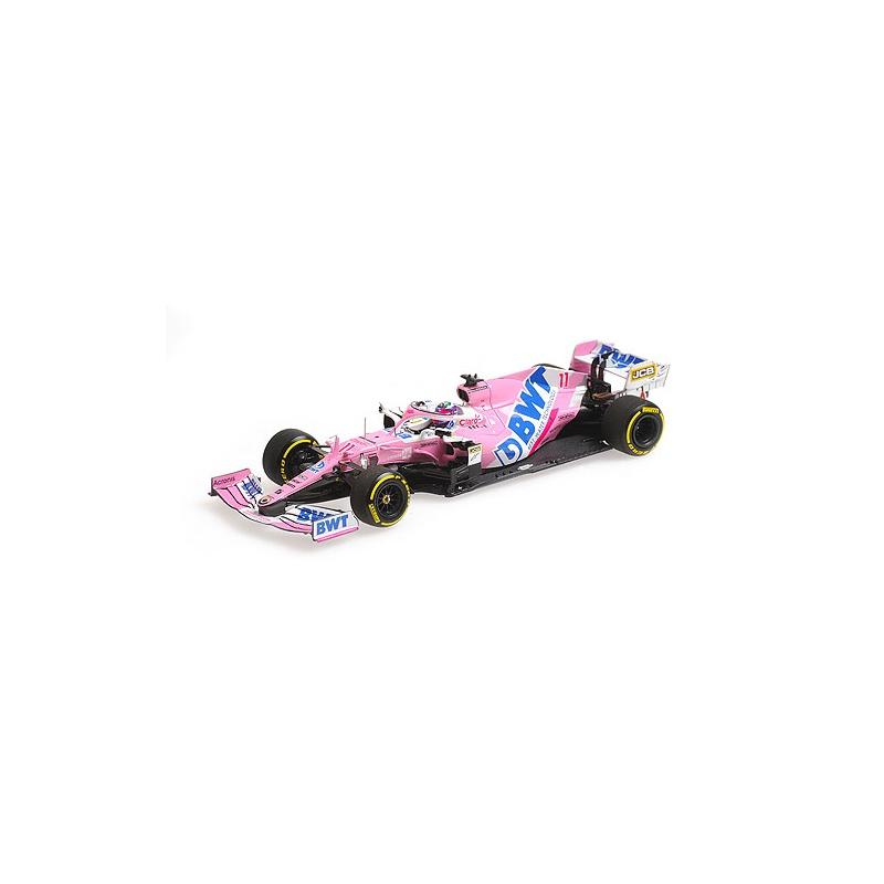 MINICHAMPS 417200111 Racing Point RB20 Perez Melbourne 2020