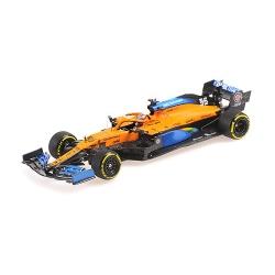 MINICHAMPS 537204455 McLaren MCL35 Sainz Spielberg 2020