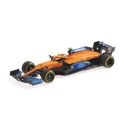 MINICHAMPS 537204404 McLaren MCL35 Norris Spielberg 2020