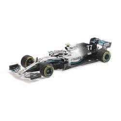 MINICHAMPS 110191877 Mercedes W10 Bottas Winner Austin 2019