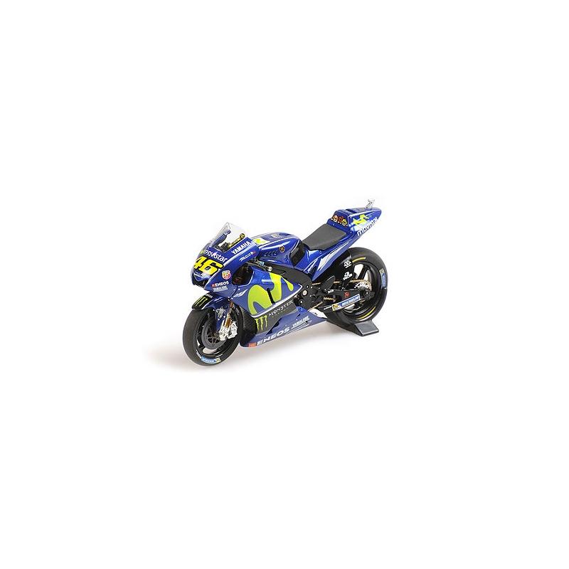 MINICHAMPS 182173146 Yamaha YZR-M1 Rossi Vainqueur Assen MotoGP 2017