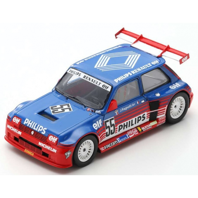 SPARK SF136 Renault 5 Turbo Superproduction n°55 Ragnotti 1987