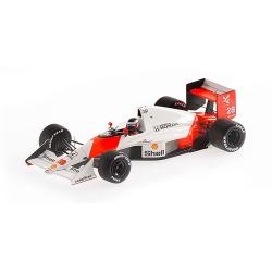 MINICHAMPS 537904328 McLaren MP4/5B Berger Interlagos 1990