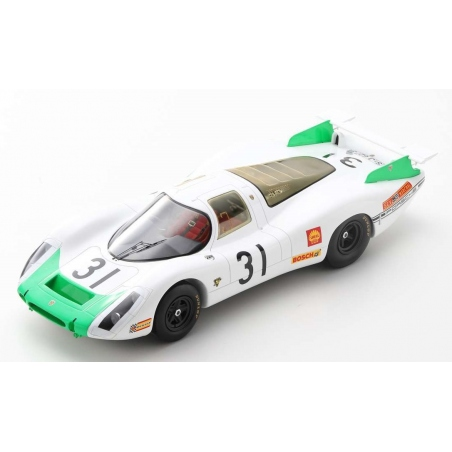 SPARK 18S517 Porsche 908 n°31 24H Le Mans 1968