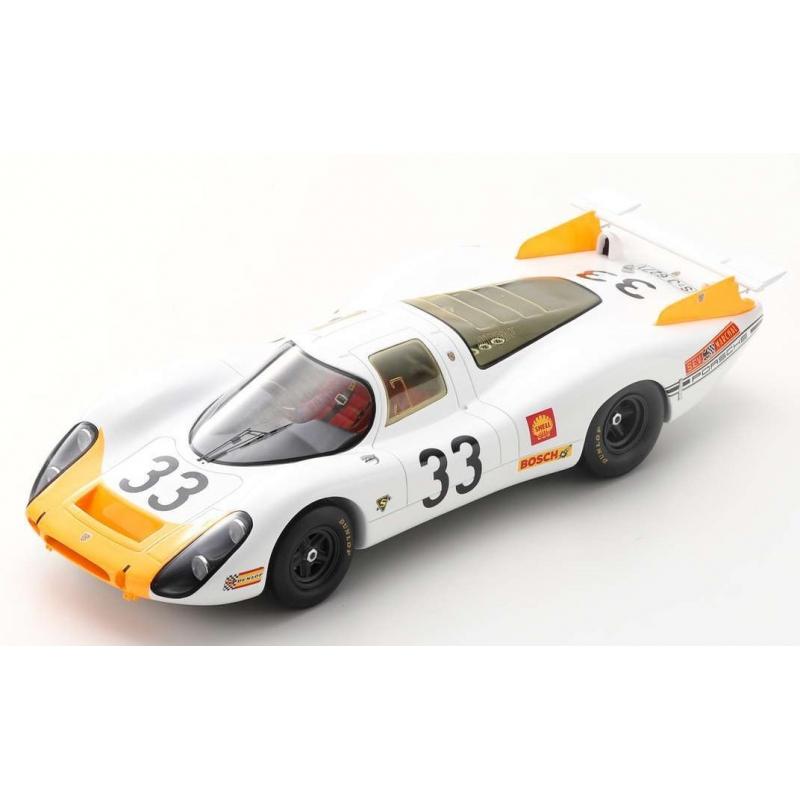SPARK 18S518 Porsche 908 n°33 24H Le Mans 1968