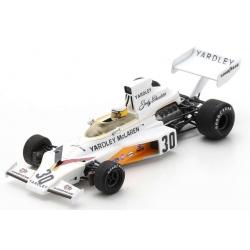 SPARK S5736 McLaren M23 n°30 Scheckter Silverstone 1973