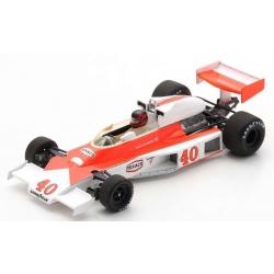 SPARK S5744 McLaren M23 n°40 Villeneuve Silverstone 1977