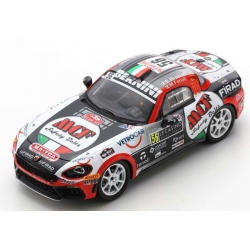 SPARK S5988 Abarth 124 Rally RGT n°56 Monte Carlo 2019