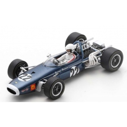 SPARK S7089 Brabham BT11 n°22 Charlton Kyalami 1968