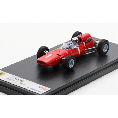 LOOKSMART LSRC069 Ferrari 158 Surtees Spa 1965