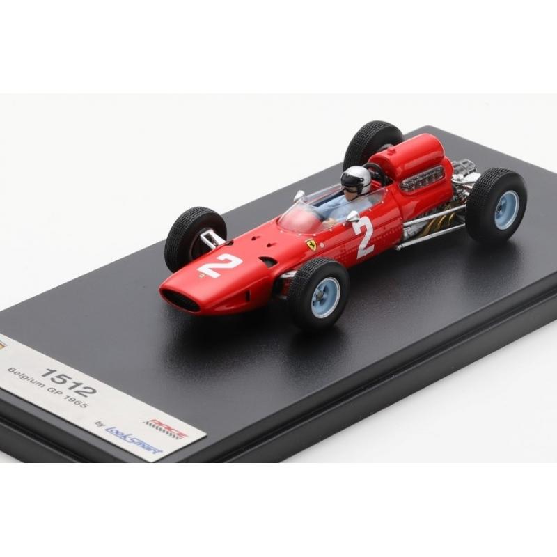 LOOKSMART LSRC071 Ferrari 1512 Bandini Spa 1965