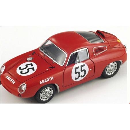 SPARK Fiat Abarth 700 S n°55 Le Mans 1961