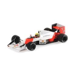 MINICHAMPS 547904327 McLaren MP4/5B Senna Vainqueur Phoenix 1990