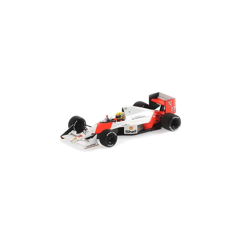 MINICHAMPS 547904327 McLaren MP4/5B Senna Winner Phoenix 1990