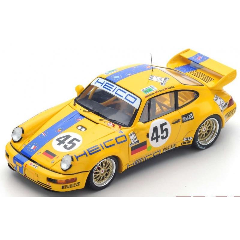 SPARK Porsche 911 Carrera RSR n°45 Le Mans 1994