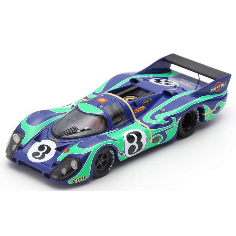 SPARK S0928 Porsche 917 LH n°3 24H Le Mans 1970