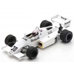 SPARK S5780 Arrows A6 n°30 Jones Long Beach GP 1983