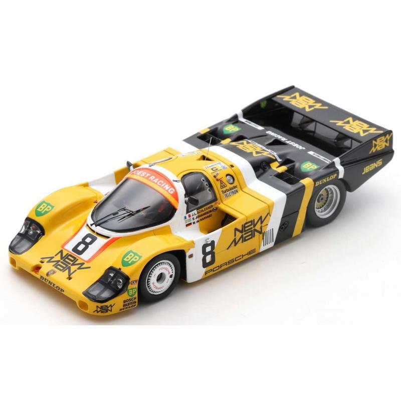 SPARK S9857 Porsche 956 n°8 24H Le Mans 1984