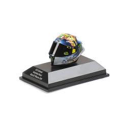 MINICHAMPS 399180096 Helmet Valentino Rossi Misano MOTOGP 2018