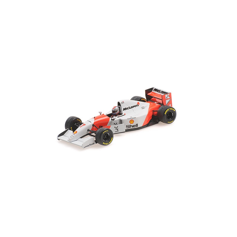 MINICHAMPS 530934327 McLaren MP4/8 Andretti Donington 1993