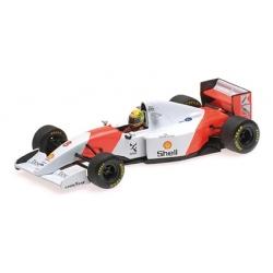 MINICHAMPS 540934328 McLaren MP4/8 Senna Winner Donington 1993