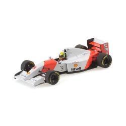 MINICHAMPS 540934378 McLaren MP4/8 Senna Vainqueur Suzuka 1993