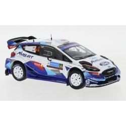 IXO RAM760LQ Ford Fiesta WRC n°44 Greensmith Estonie 2020