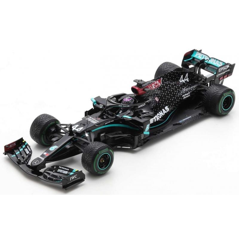 SPARK 18S567  Mercedes AMG W11 n°44 Hamilton Winner Istanbul 2020
