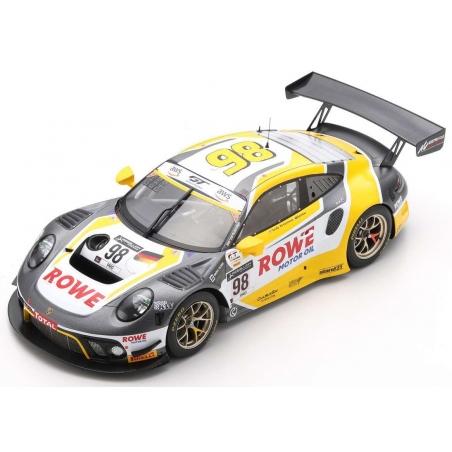 SPARK 18SB016  Porsche 911 GT3 R n°98 Vainqueur 24H Spa 2020