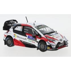 IXO RAM723 Toyota Yaris WRC n°8 Tänak Finland 2019