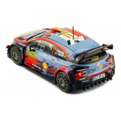 IXO Hyundai i20 WRC n°11 Neuville Allemagne 2019