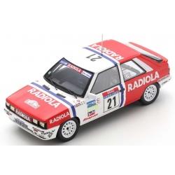 SPARK SF146 Renault 11 Turbo n°21 Rouby Tour de Corse 1987