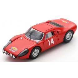 SPARK SF164 Porsche 904 GTS n°14 Meert Vainqueur Rallye des Routes du Nord 1965