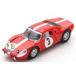SPARK SF165 Porsche 904 GTS n°3 Dumousseau Rallye des Routes du Nord 1967