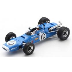 SPARK SF185 Matra MS7 n°10 Beltoise Grand Prix de Pau F2 1968